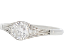 Go Ahead Ask Diamond Engagement Ring