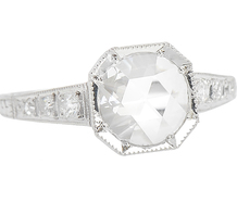 A Rose By Any Other Name - Diamond Ring