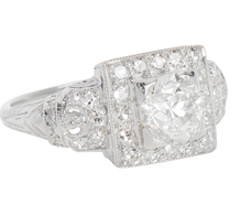 Sheer Bliss - 1.74 ct Diamond Ring
