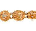 Golden Menagerie Slide Bracelet