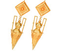 Ancient Evenings - Archaeological Revival Earrings