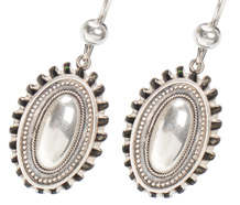 Victorian Sterling Earrings