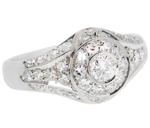 Italian Flair - Fabulous Diamond Ring
