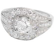 Dreams Fulfilled - Blazing Diamond Ring
