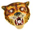 Jungle Cat - Antique Diamond Tiger Brooch