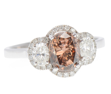 Make Mine Mink - Striking 1.96 ct Diamond Ring