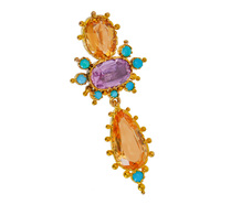 Georgian Colorburst - Pendant of Topaz