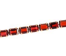 Gorgeous Pyrope Garnet Bracelet