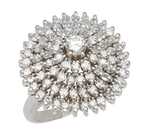 Pleasure Dome Decree - Impressive Diamond Ring
