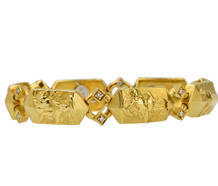 Ancient Myths - SeidenGang Diamond Bracelet