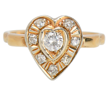 Show Your Heart - Diamond Ring
