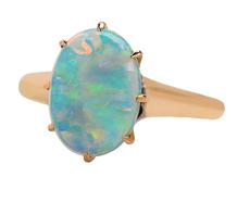 Reality - Australian Opal Ring