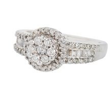 More Than  Ever - Double Halo Diamond Ring