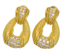 Fabulous Luxury - Diamond Earrings
