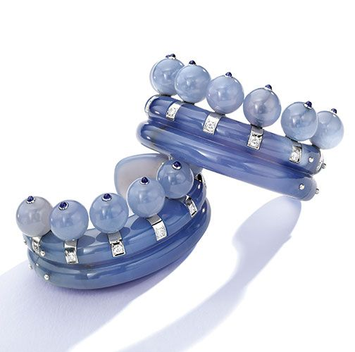 Suzanne Belperron Cuff Bracelets