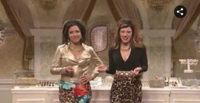 SNL Huge Jewelry