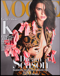 The Three Graces Vogue September 2016